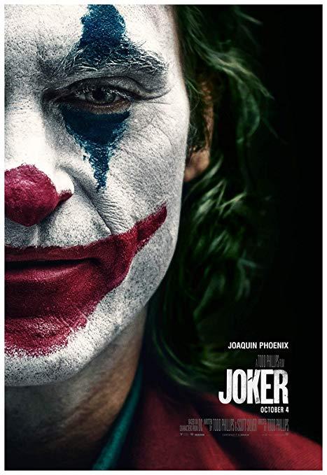 Movie: Joker (Dry Review)