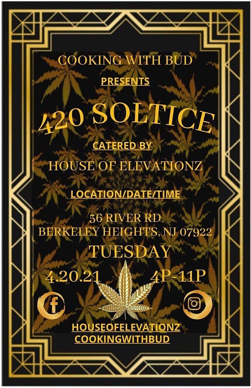 420 Solstice Event