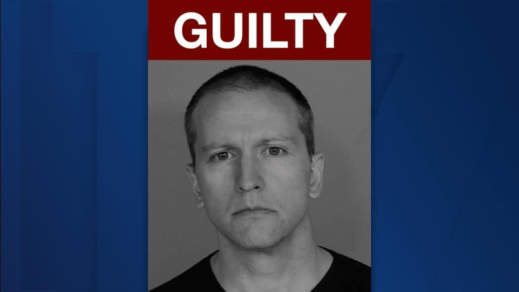 On 4/20/2021, Derek Chauvin was found Guilty.