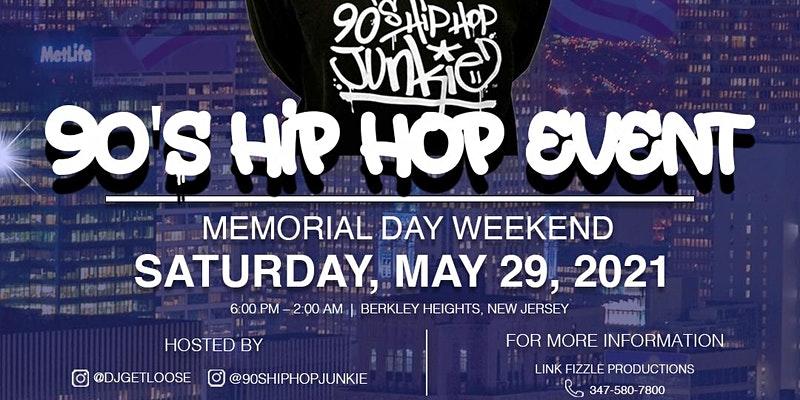 90's hip-hop event