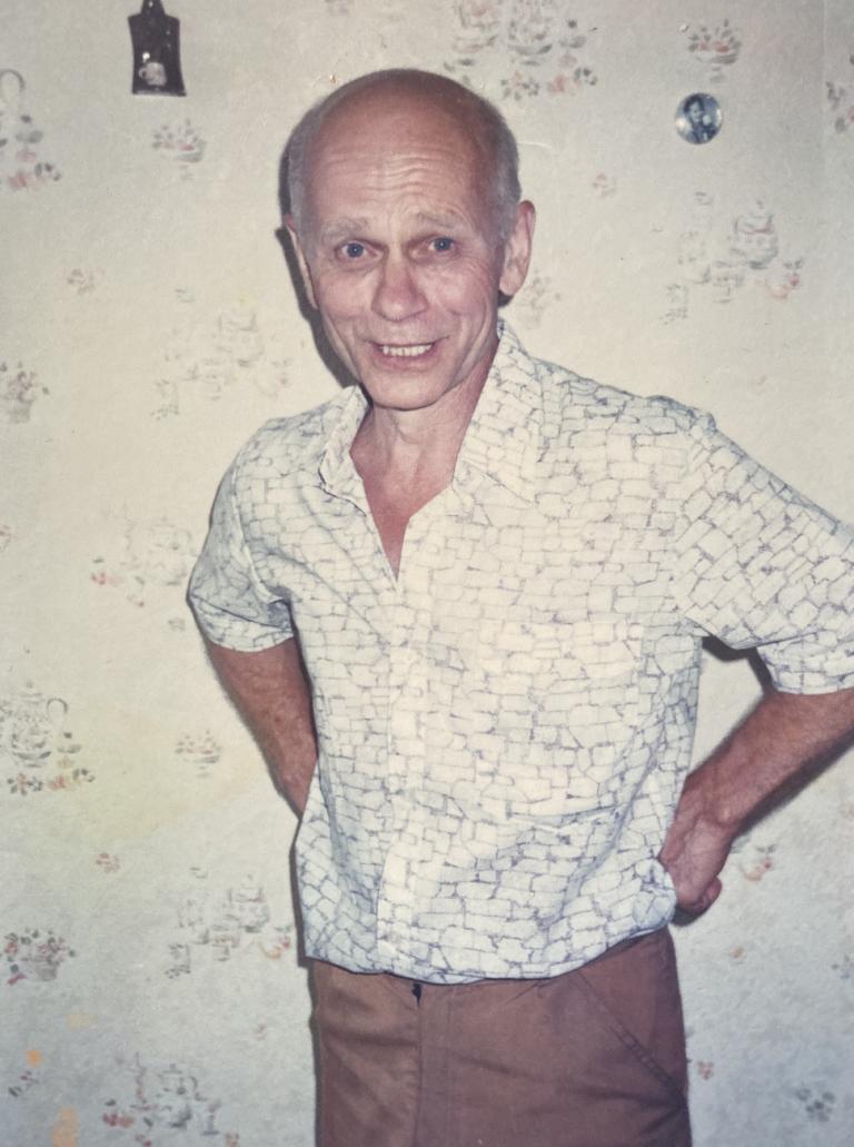 Konstantin Fomyuk: Feb. 26, 1939 – Apr 5, 2021