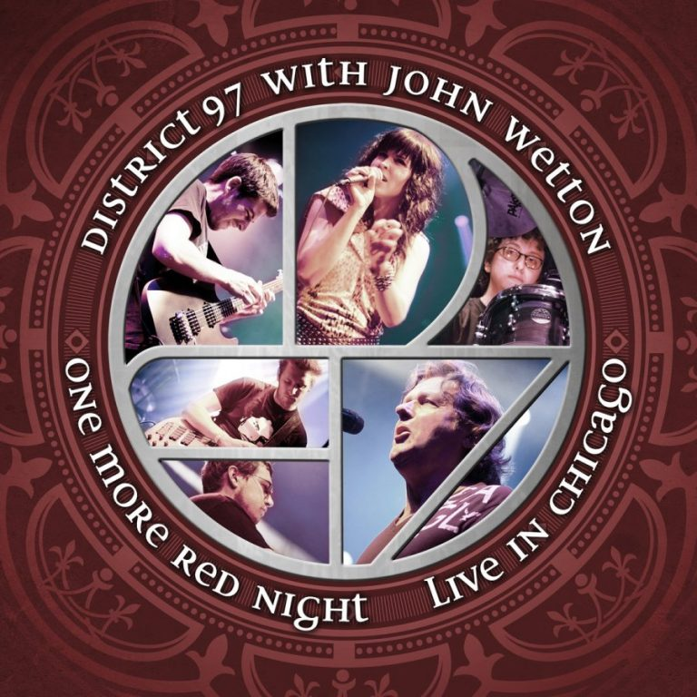 District 97 with John Wetton – One More Red Night (2015)