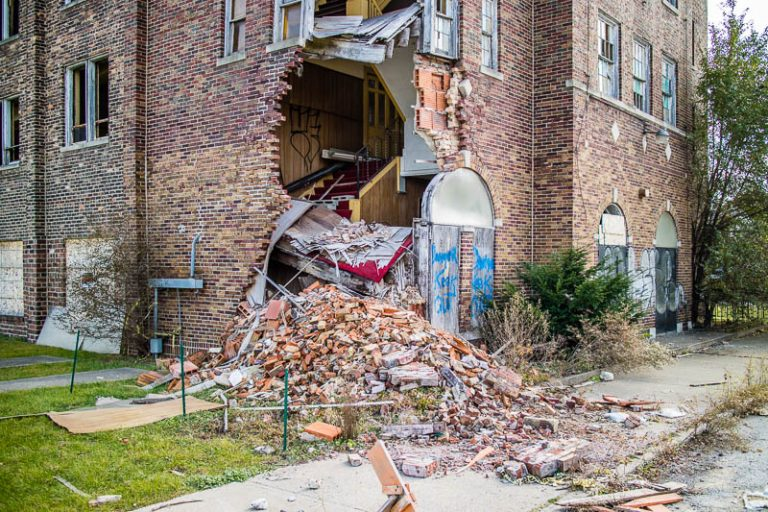 Gary, Indiana: A Portrait of Decline and Decay