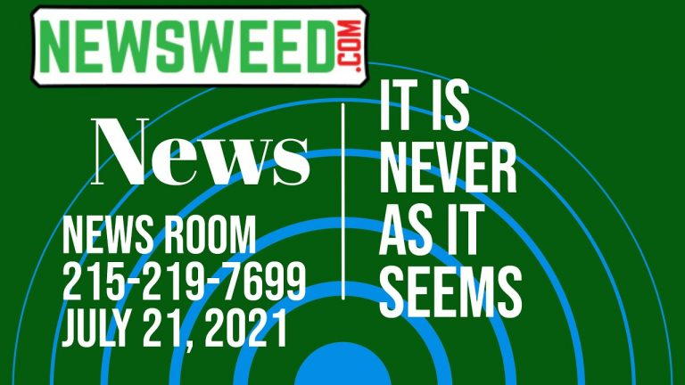 Newsweed News – July 21, 2021