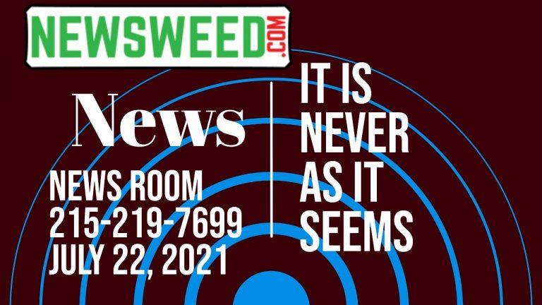 Newsweed News – July 22, 2021