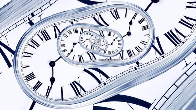 Time Stands Still: A Haiku of Illusions